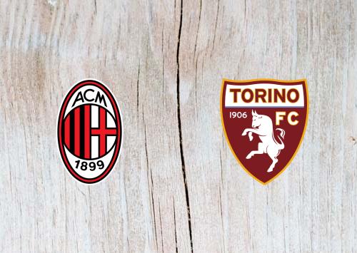 AC Milan vs Torino Full Match & Highlights 09 December 2018