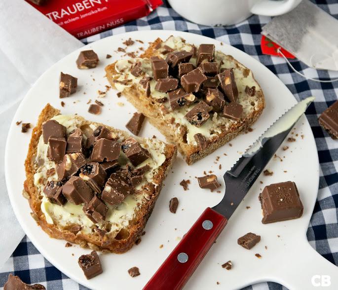 Recept De allerlekkerste chocolade-boterham: met echte chocolade!