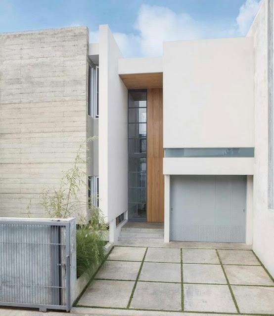 Modern 2-Story House Design