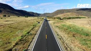 Governo Federal entrega 84km de pista recuperada na BR-030, trecho entre Guanambi e Brumado