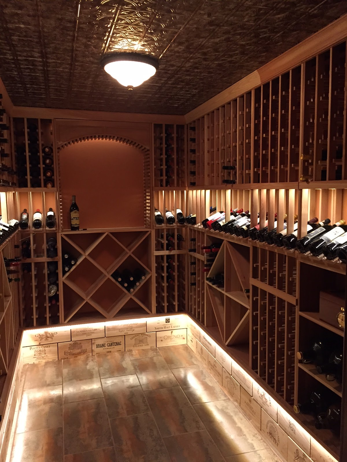 Wooden Wine Boxes Amp Wine Crates Wine Crate Interior