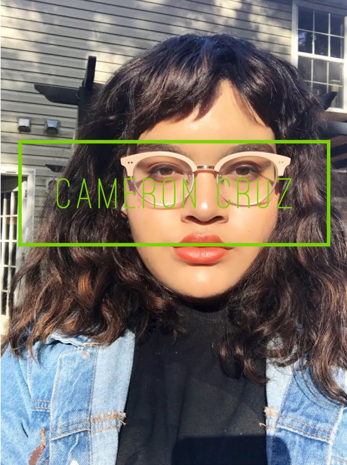 Cameron Cruz An Out There And Weird 17 Year Old Visual Artist Currently Living In Georgia As The Offspring Of A Painter Interior Designer