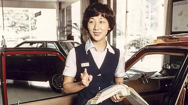 Shimada, Wanita Desainer Mobil Pertama di Jepang