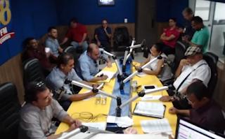 VEJA: Jornalista deixa Sistema Correio após bate-boca ao vivo