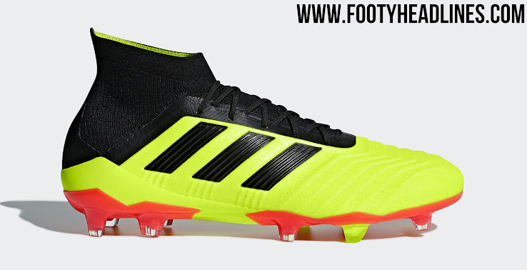 brand new b5fce 83140 Energy Mode  Adidas Predator 2018 World Cup Boots Released - Footy ...