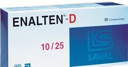 ENALTEN-D / ENALTEN-DN   Medicamentos