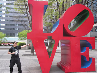 Shinjuku... Love is all we need!!