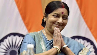 sushma-thanks-to-modi