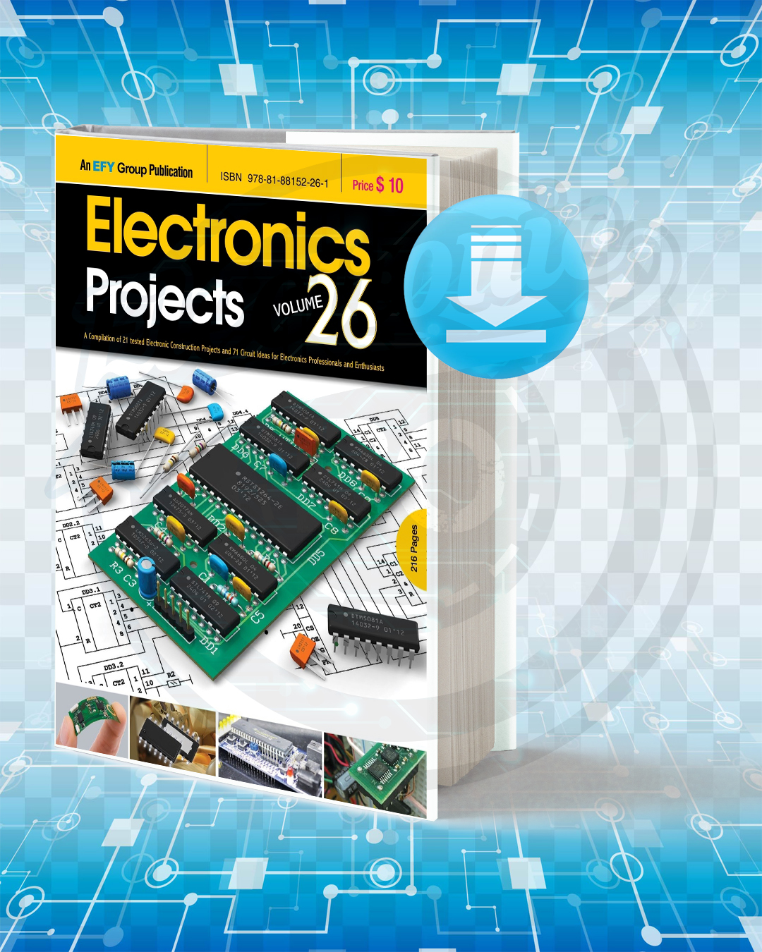 Download Electronics Projects vol 26 pdf  - electronic bo