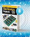 Download Electronics Projects vol 26 pdf.