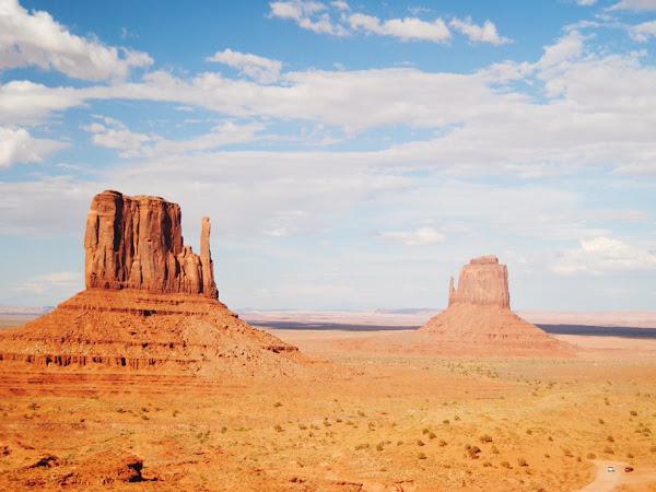 Roadtrip dans l'ouest américain // MONUMENT VALLEY