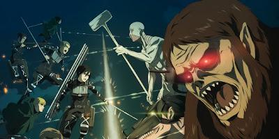 تقرير انمي Shingeki no Kyojin 4 (الموسم الرابع)