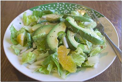 Orange-Jicama Salad
