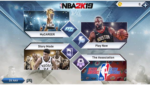NBA 2K19 APK and OBB