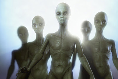 The reason we have religion today is because of misunderstood visits of extraterrestrials. According to Mr Tsoukalos, examples of the misrepresented technology are evident in the Egyptian and Central American Pyramids as well as ancient literature and art. The evidence that we've been visited is overwhelming and that's to say the least.