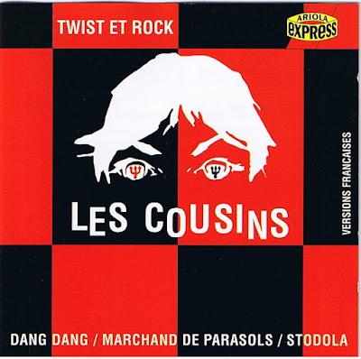 The Cousins - Twist et Rock