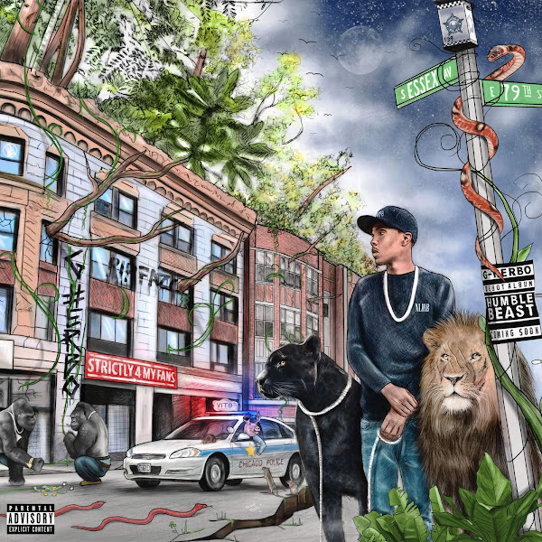 G Herbo - Strictly 4 My Fans Cover