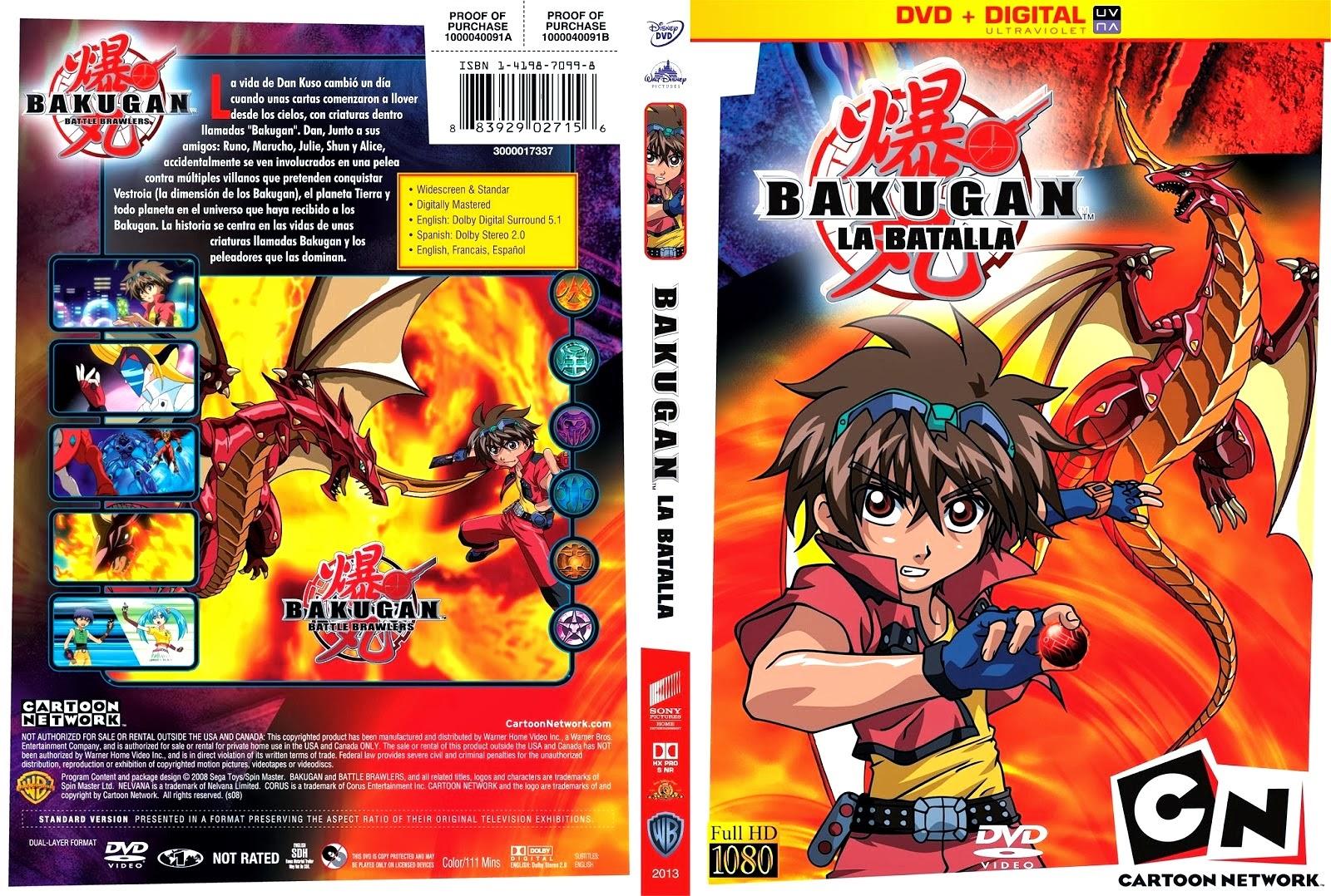 Bakugan bakugan dvd 1 minitokyo - Bakugan saison 4 ...