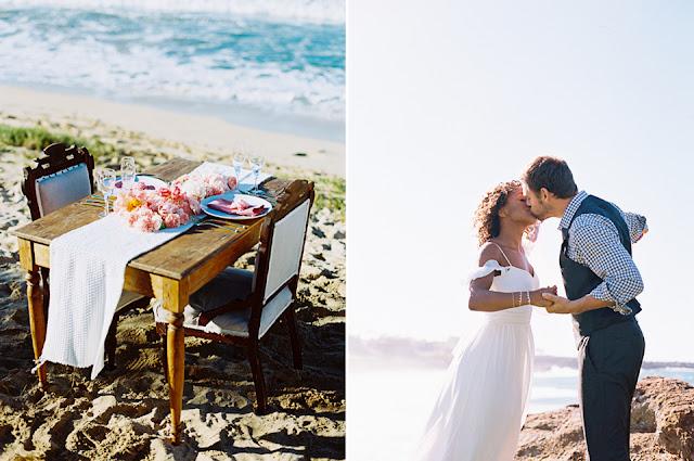 Perfect Maui beach wedding location