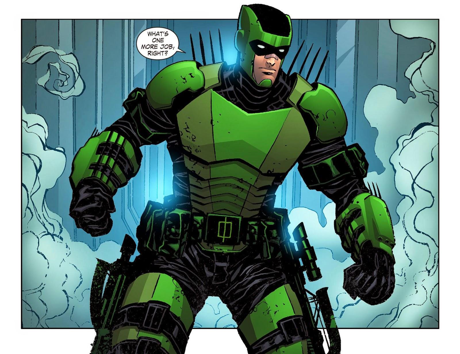 Weird Science Dc Comics Smallville Lantern 9 Review