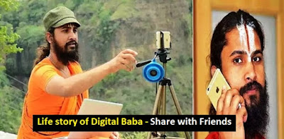 Life story of Digital Baba