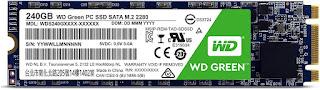 WD Green 240GB Internal SSD