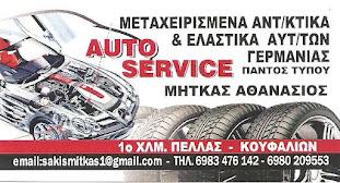 AUTO-SERVICE ΜΗΤΚΑΣ ΑΘΑΝΑΣΙΟΣ