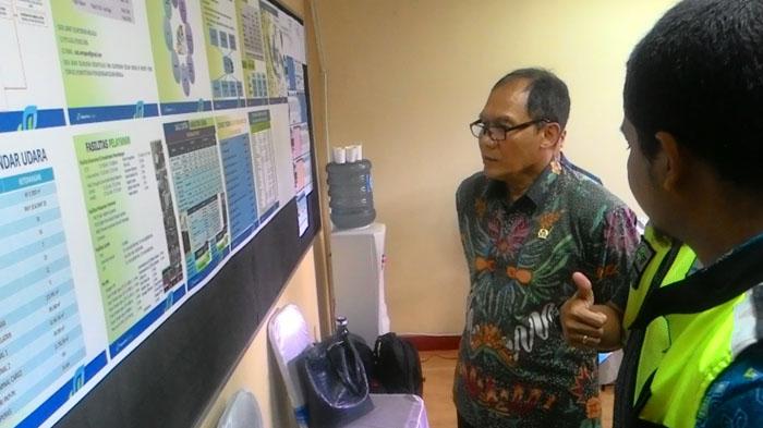 Bambang Haryo Sidak Bandara Juanda