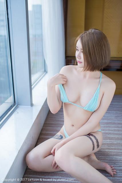 Chiêm ngưỡng bộ ảnh của LeYuan cực hot cho ngày hè thêm nóng