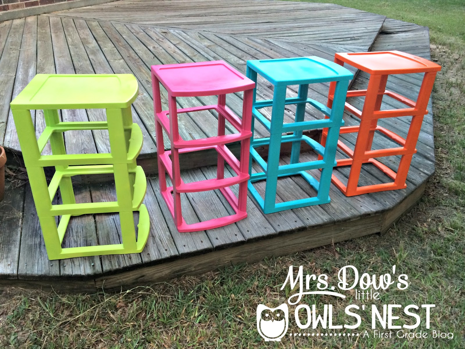 Mrs Dow S Little Owls Nest Monday Made It Colored