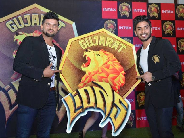 gujarat lions images photos raina ipl 9 2016