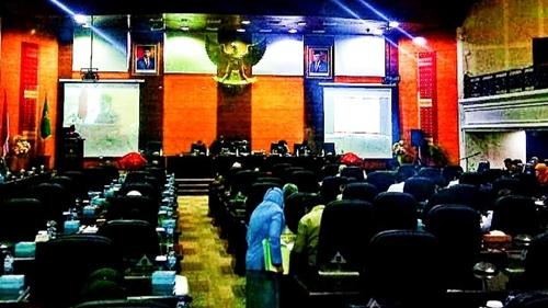 Rapat Paripurna DPRD Sumbar, Nurnas Singgung Pelaksanaan Rekomendasi BPK RI