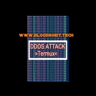 Full Script DDOS attack termux
