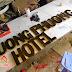 Mẫu bảng hiệu chữ inox vàng Hotel TUONG PHUONG