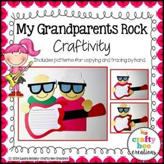 Preschool Grandparents Day Craft