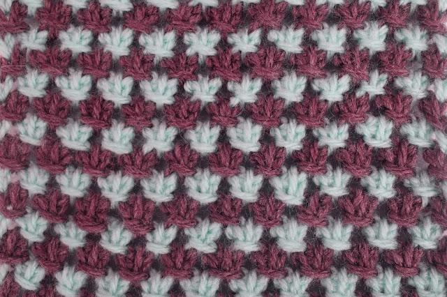 2 - Crochet Imagen Puntada tunecina a crochet y ganchillo por Majovel Crochet