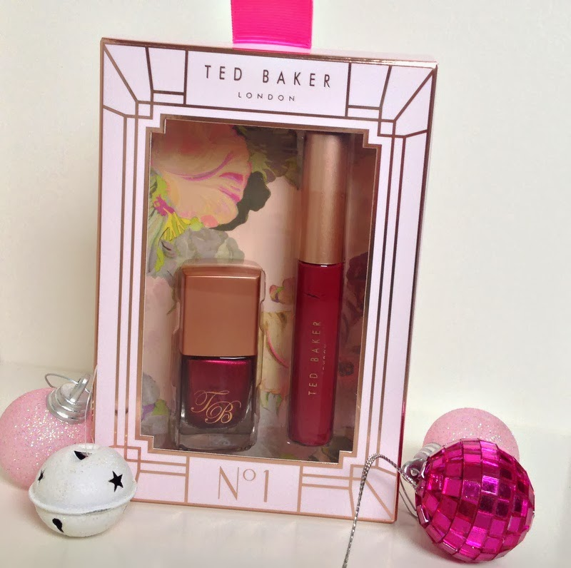 Ted Baker Lovely Lindy Hop Nail Varnish Amp Lipgloss Set Christmas Gift Guide 163 25 Amp Under