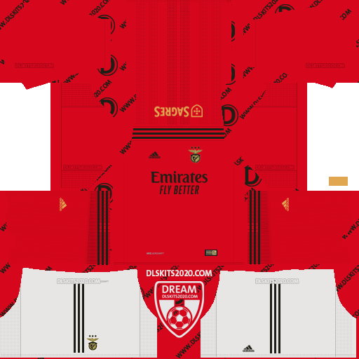 512x512 Benfica Kits