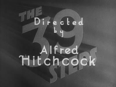 39 escalones (1935)