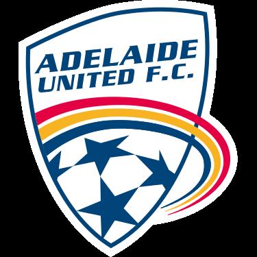 Logo Klub Sepakbola Adelaide United PNG