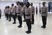 51 Anggota Kepolisian Polda Kalbar Yang Bermutasi