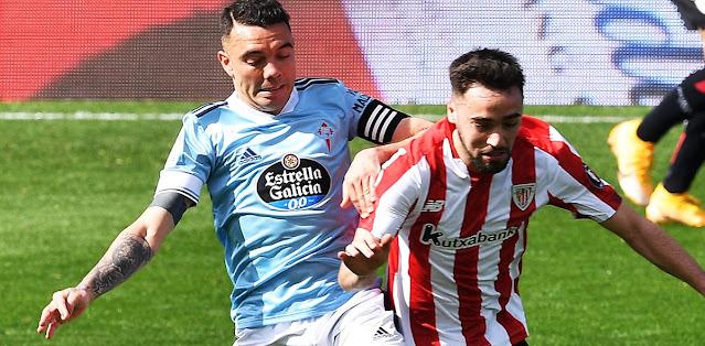 Celta de Vigo vs Athletic Club – Highlights