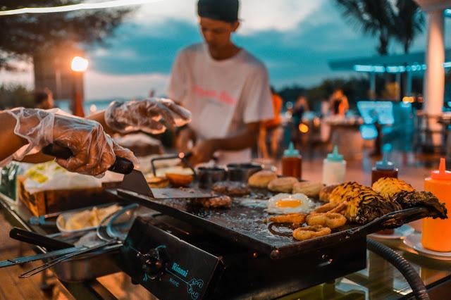BBQ di Harris Resort Barelang  Batam