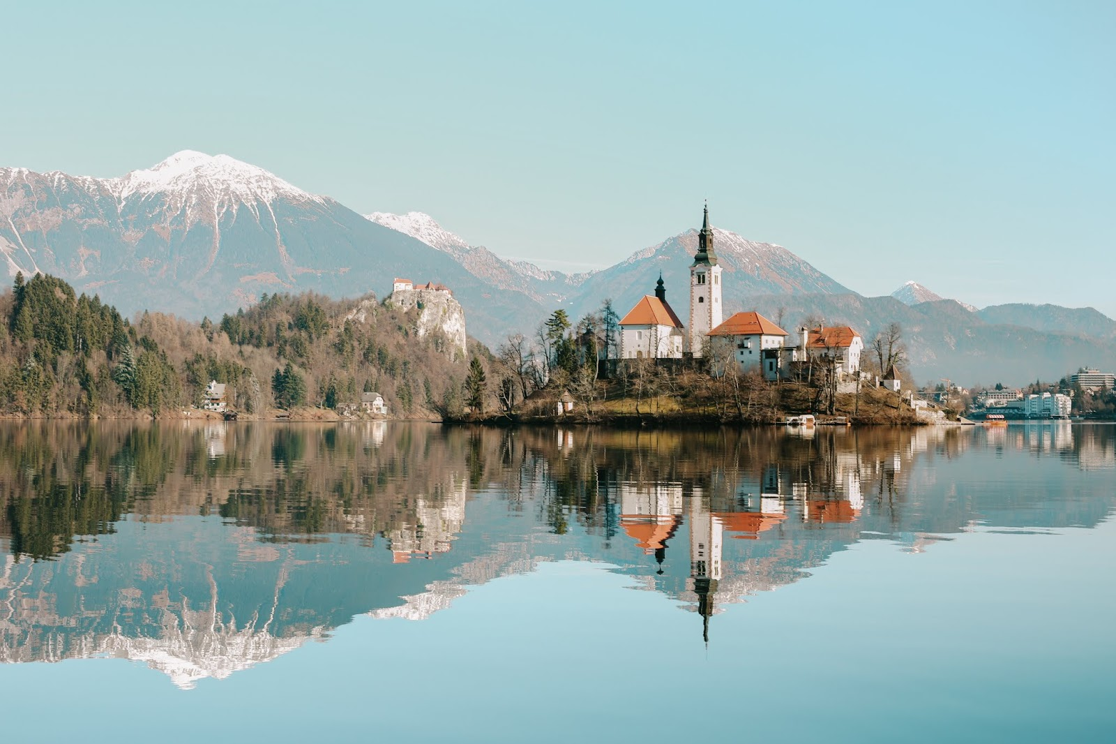 Rêveuse Travel: A Day Trip from Zagreb to Lake Bled