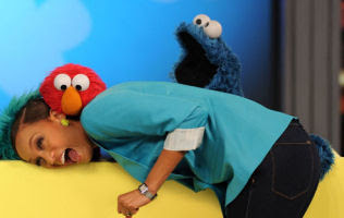The Television Crossover Universe Sesame Street Revisited