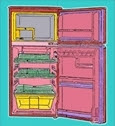 كتاب عن أعطال الثلاجة العادية الدي فروست PDF