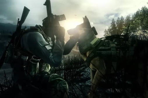 Call Of Duty Ghosts PC Game Setup Free Download