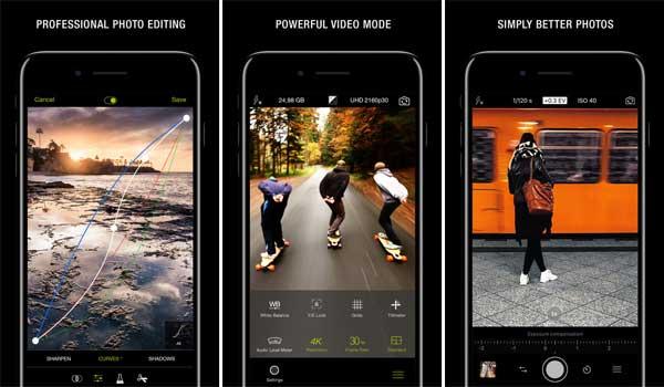 Kamera iPhone Terbaik, Aplikasi Pengeditan Foto dan Video (edisi 2017)