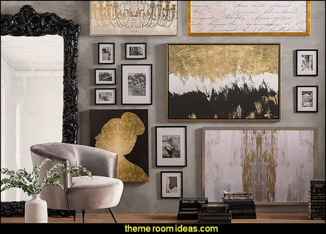 art bedrooms artsy decorating - art wall decorations - picture frames wall decorations - how to display art on walls - creative walls decorative art - prints & posters frame your walls - art room
