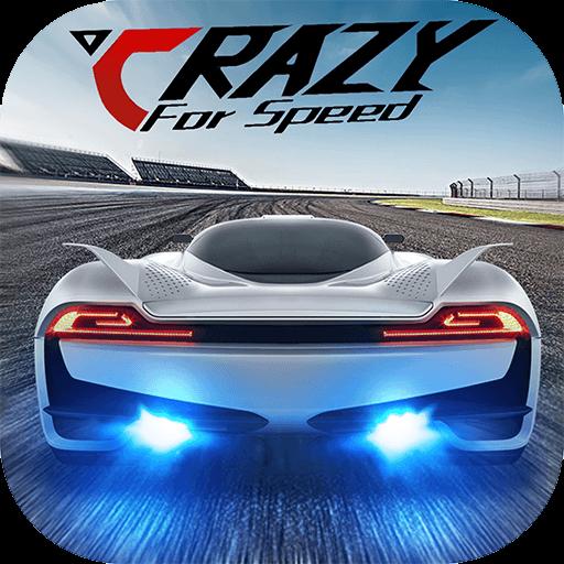 تحميل لعبه Crazy for Speed مهكره اخر اصدار